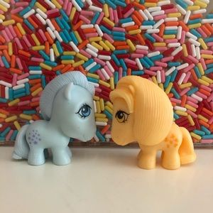 My Little Pony Buttercup, Bluebell Mashems Figures